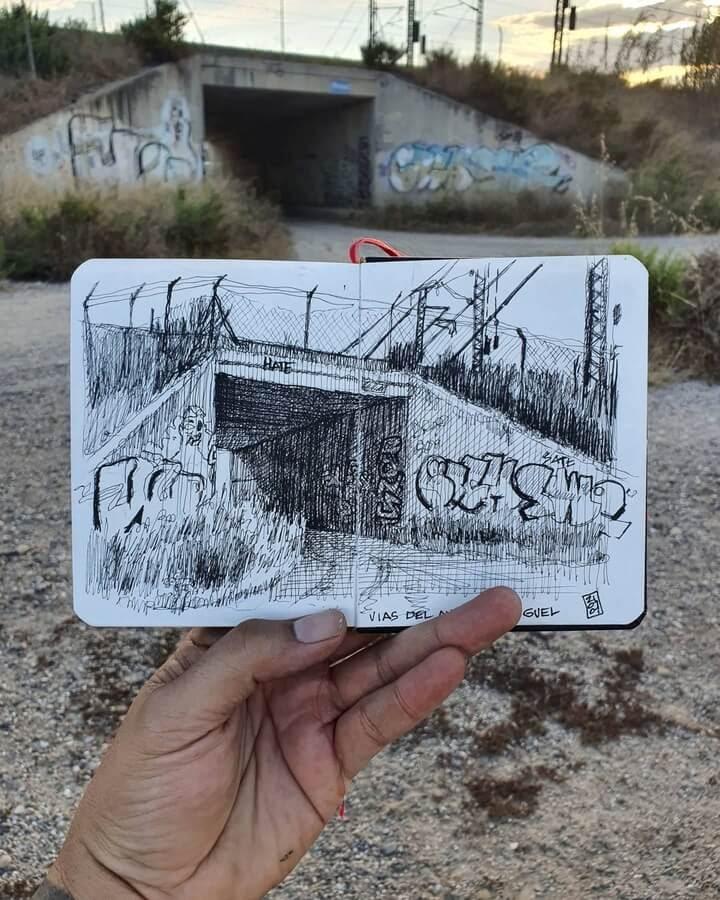07-Bridge-graffiti-David-Morales-www-designstack-co