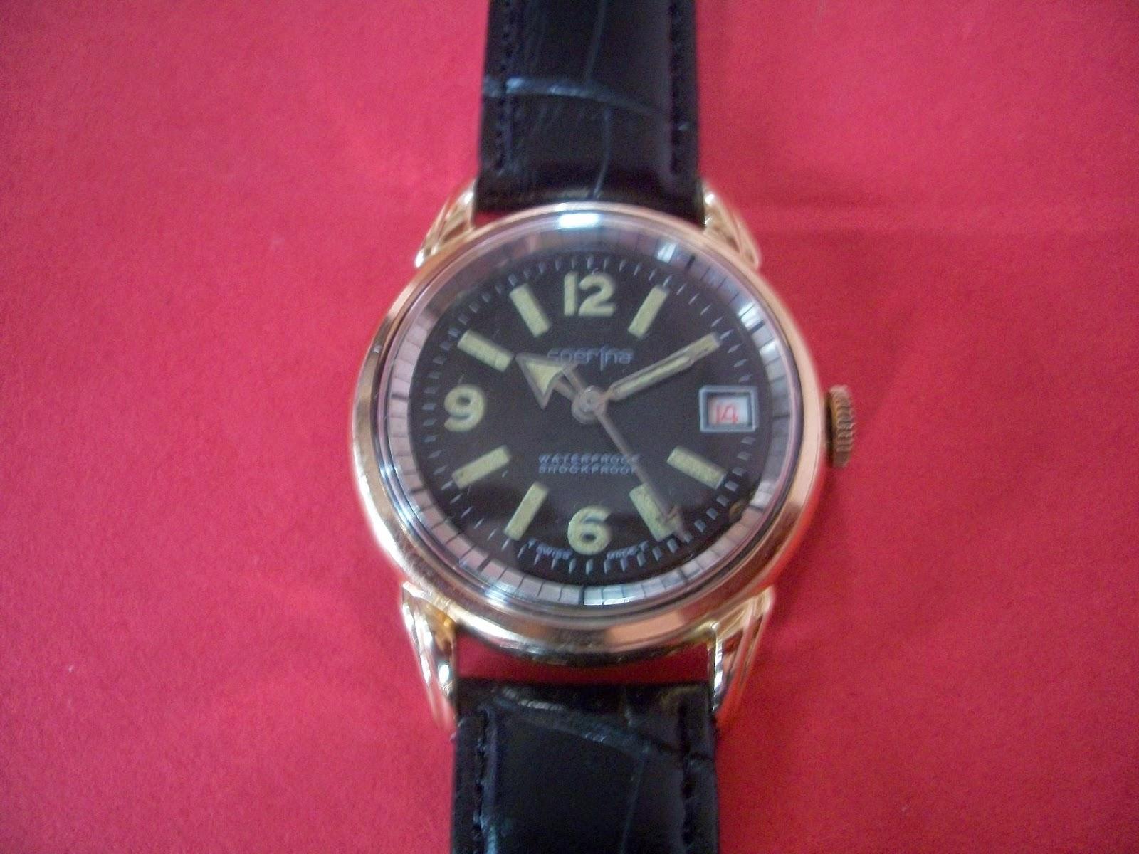 SPERINA Manual Winding vintage Watch