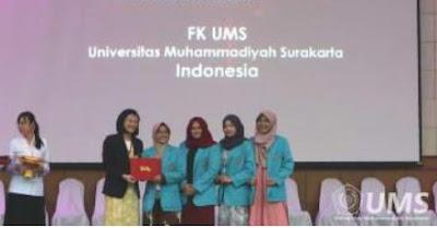 Fakultas Kedokteran UMS Kirim Delegasi dalam 4th KKU ICEM di Thailand