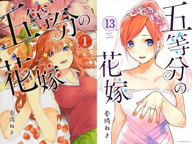 Mangaka de Go-Toubun no Hanayome comentó los planes sobre su siguiente obra