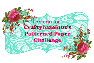 DT Patterned Paper