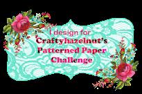 DT Patterned Paper