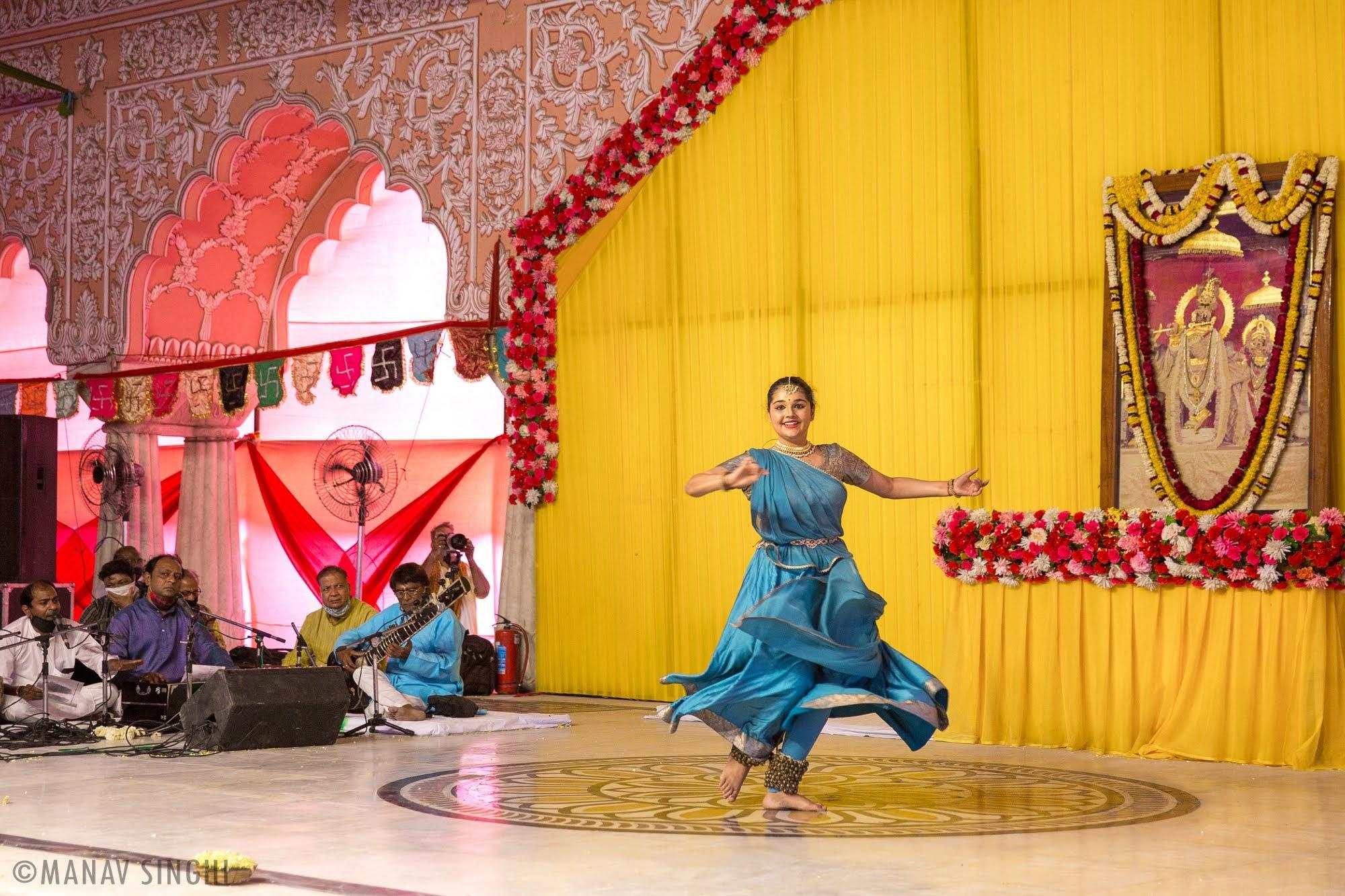 Fag Utsav, Govind Dev Ji, Jaipur - 2021