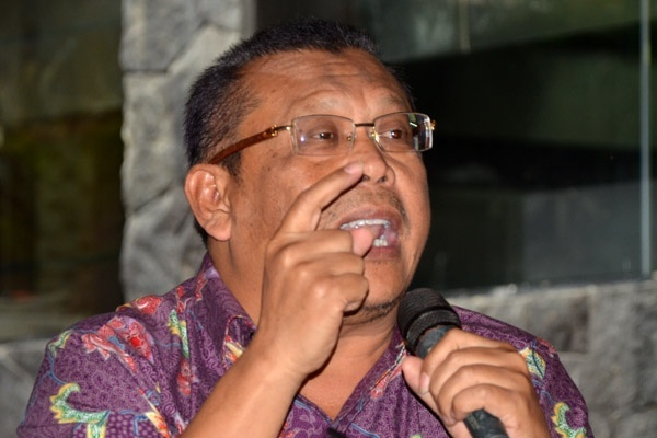 Eggi Sudjana Tegaskan Nusron Wahid dan Pembela Ahok Munafik