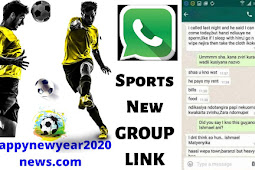 Best Sports Whatsapp Group Links Active 2020