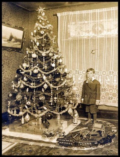Immagini Antiche Del Natale.Fiocchi Di Natale Vecchie Fotografie Del Natale