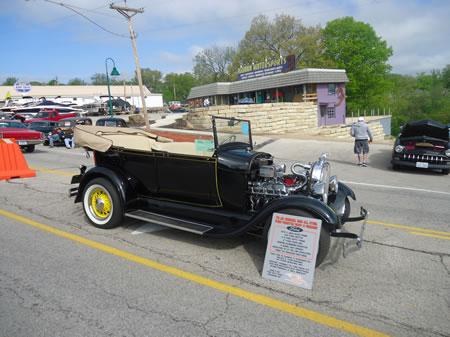 Bagnell Dam Car Show