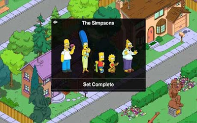 The Simpsons Tapped Out Mod Apk unlimited Money