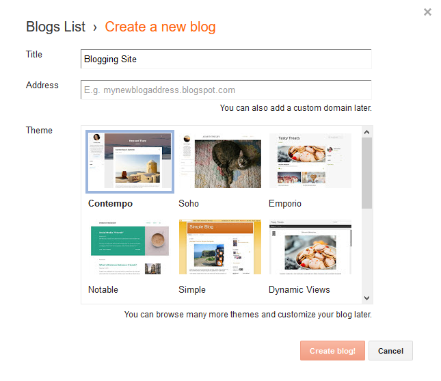 How to start a new blog and earn from it completelBy free without investment?