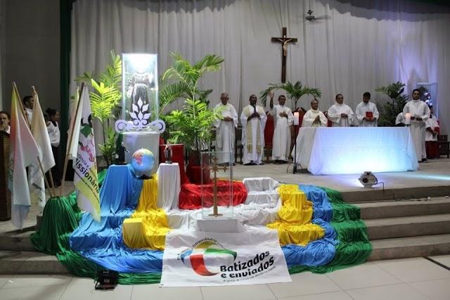 Mês Missionário Extraordinário na Arquidiocese de Teresina tem início com celebração