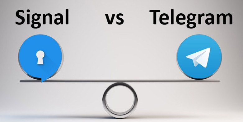 Telegram vs. Signal