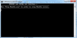 command prompt (CMD)