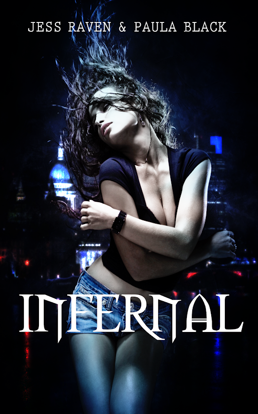Pre-Order! Infernal by Paula Black and Jess Raven