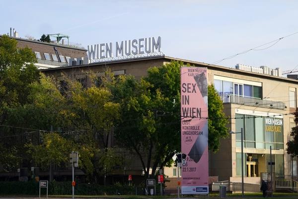 vienne vienna karlsplatz wien museum
