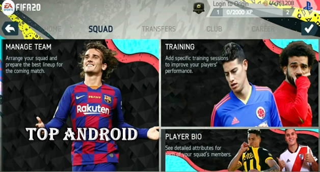 FIFA 20 MOD FIFA 14 Android Offline 700 MB