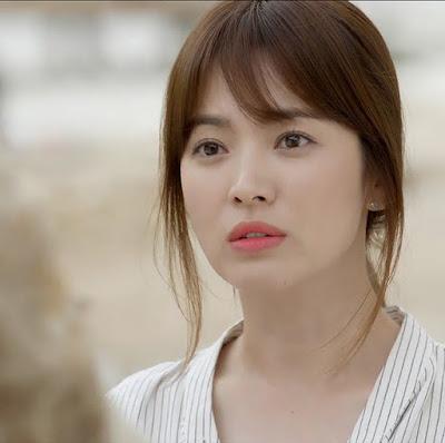 Biodata Song Hye Kyo berperan sebagai Kang Mo Yun