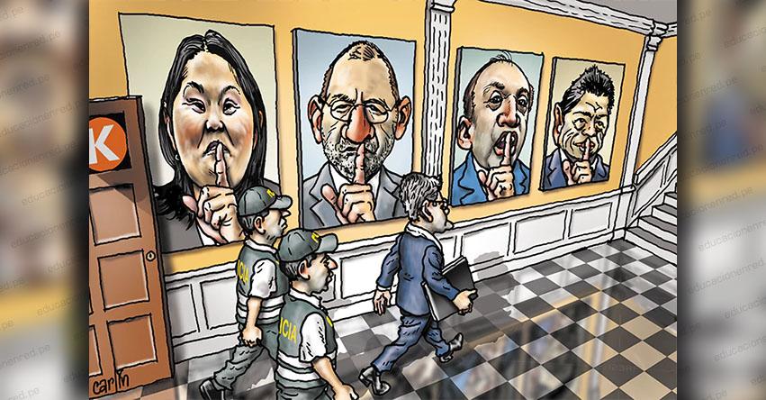 Carlincaturas Miércoles 4 Diciembre 2019 - La República