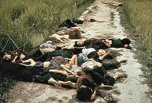 pembantaian my lai oleh tentara amerika di vietnam