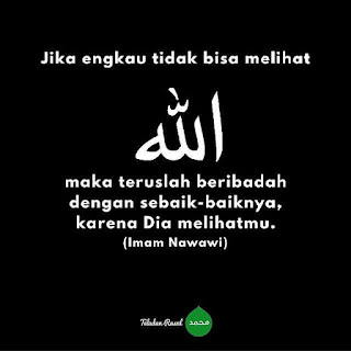 Kata motivasi bijak islamdari imam nawawi