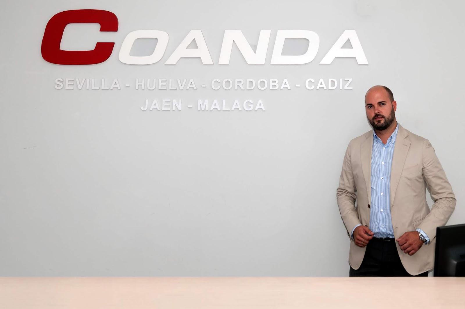 El Chico de las fotocopias: Coanda recibe el premio Andalucía Excelente 2019 a la empresa líder en 'Servicios a empresas'