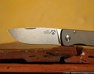 Puppy by Mosquito Tactical - exclusive M390 gentleman's folder