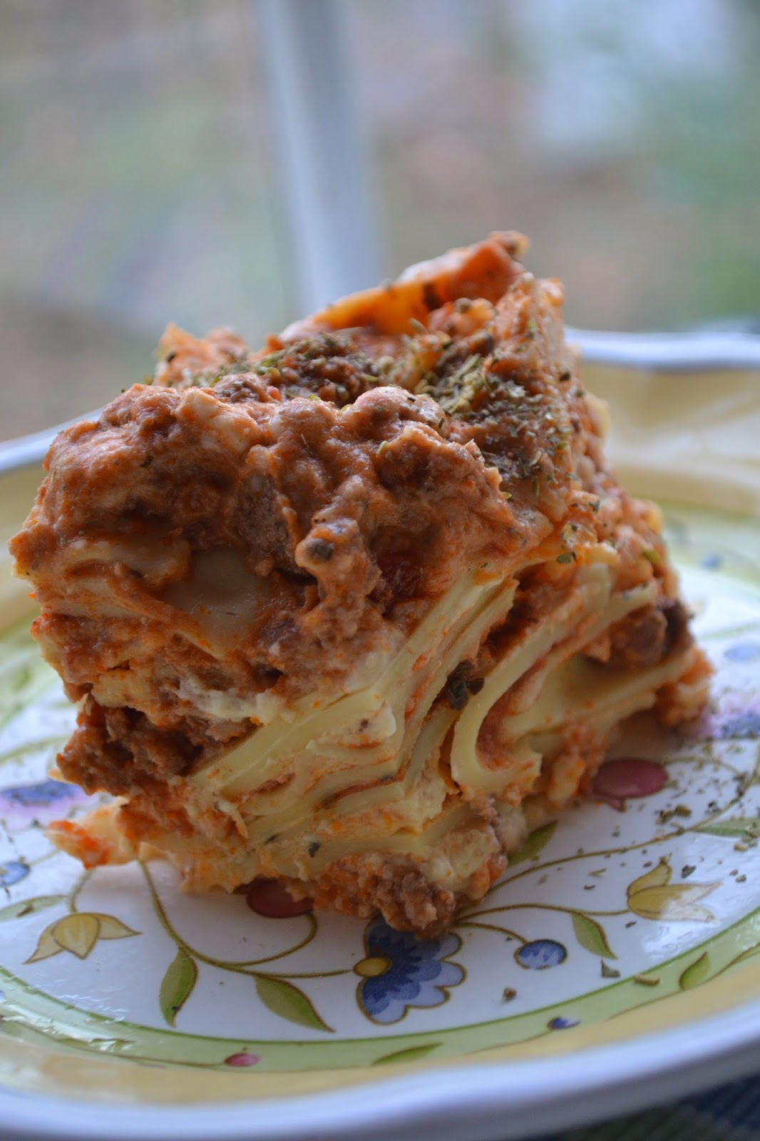 Barilla Oven Ready Lasagna With Meat Sauce And Bechamel