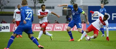 مشاهدة مباراة تركيا وايسلندا بث مباشر اليوم 14-11-2019 في تصفيات اليورو 2020
