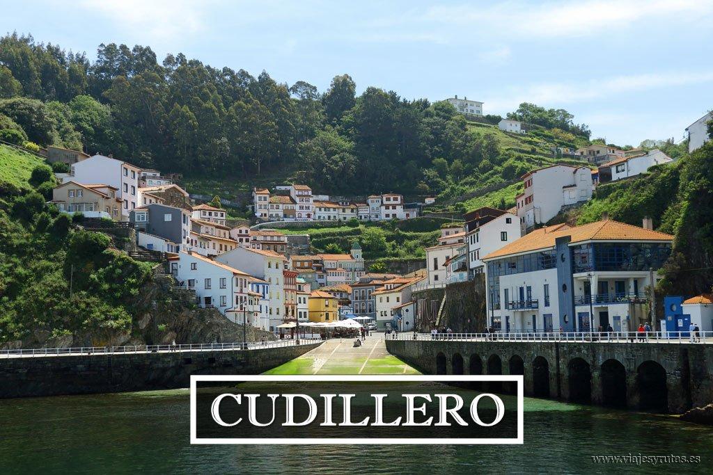 Cudillero, uno de los pueblos más bonitos de Asturias