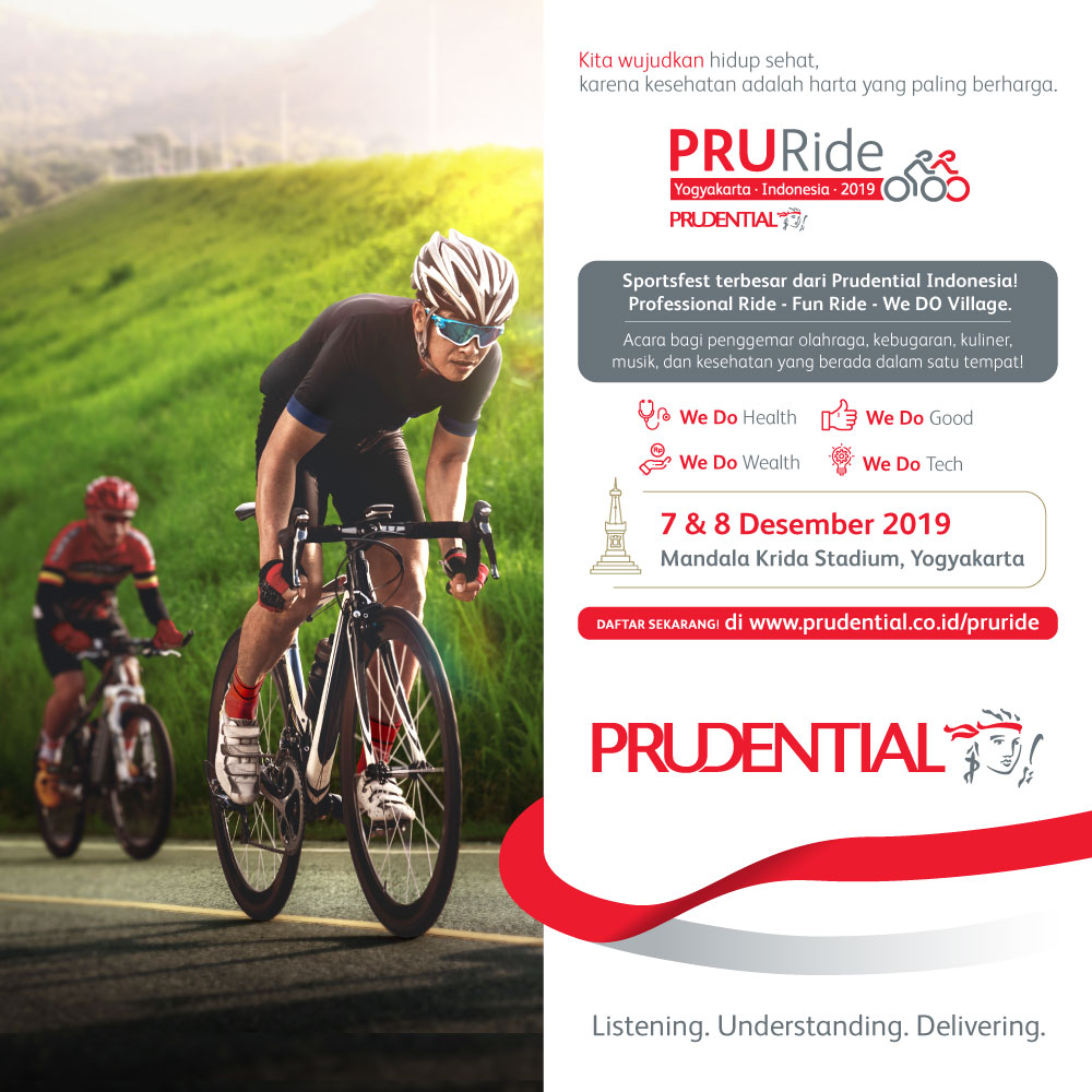 PRURide Indonesia 2019