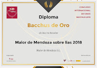 MARZO 2019: NUEVAS MEDALLAS MAIOR DE MENDOZA