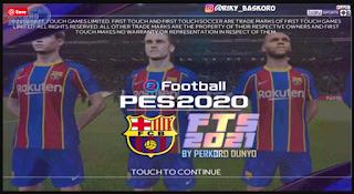 FTS 2021 Mod PES