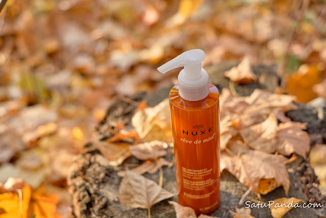 Nuxe Rêve de Miel Face Cleansing And Make-up Removing Gel отзыв