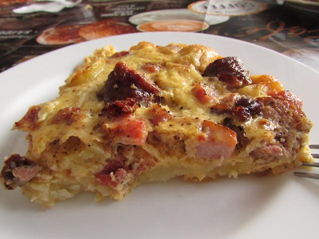 fourtalia, grecki omlet