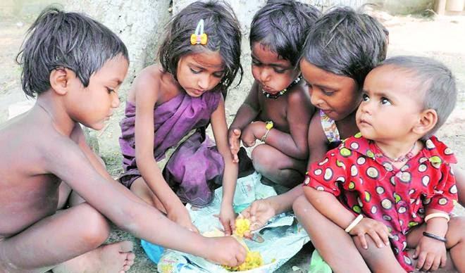 गरीबी, उपासमार आणि असमानता