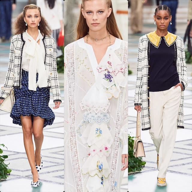Tory Burch Spring Summer 2020 New York. RUNWAY MAGAZINE ® Collections. Photo: Filippo Fior / Gorunway.com
