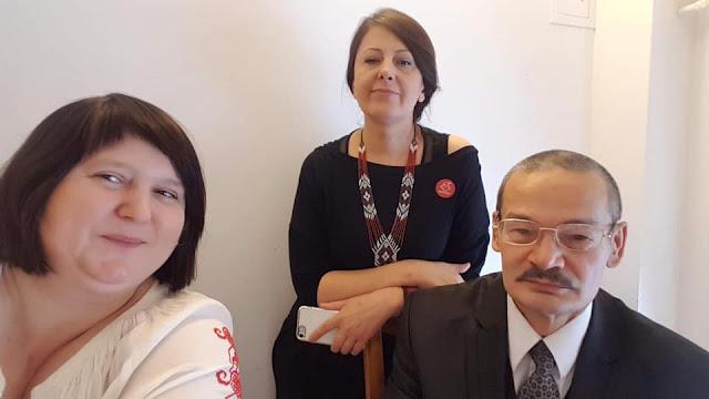 Нафис Кашапов - зам. премьер-министра правительства независимого Татарстана в изгнании