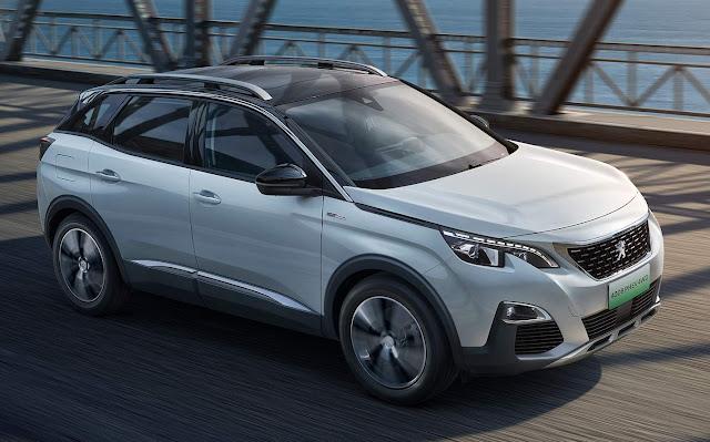 Peugeot 4008 PHEV 4WD Híbrido Plug-In lançado na China