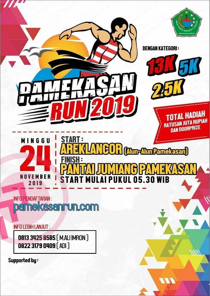 Pamekasan Run • 2019