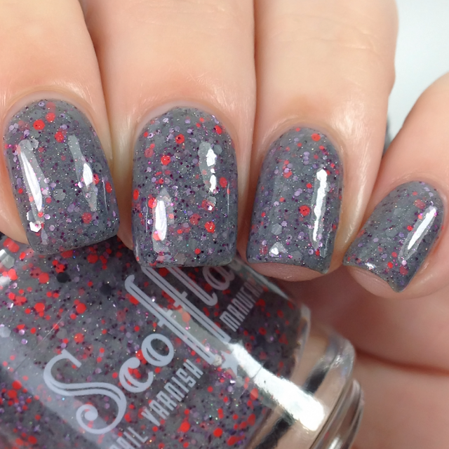 Scofflaw Nail Varnish-Ghouls Just Want to Have Fun