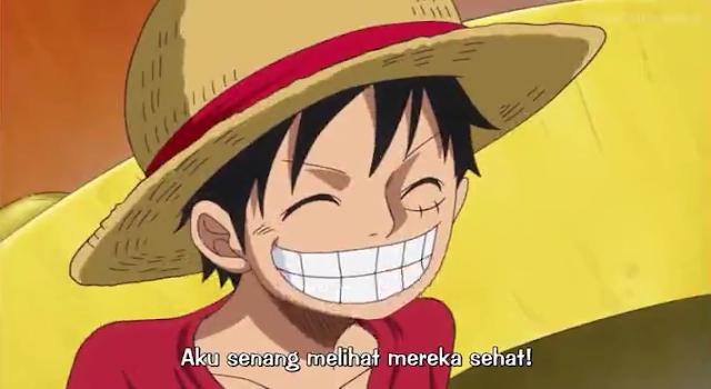 One Piece Episode 891 Subtitle Indonesia