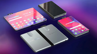 Oppo foldable mobile specification