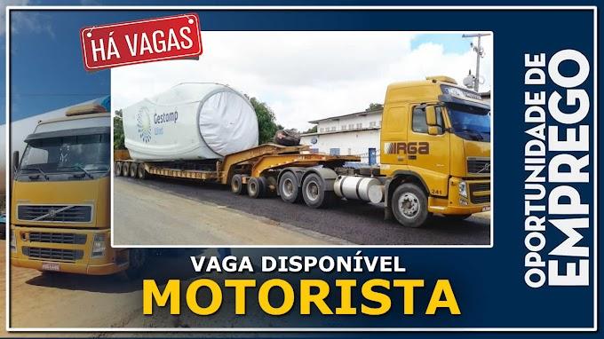 Irga Transportes abre vagas para Motorista Carreteiro