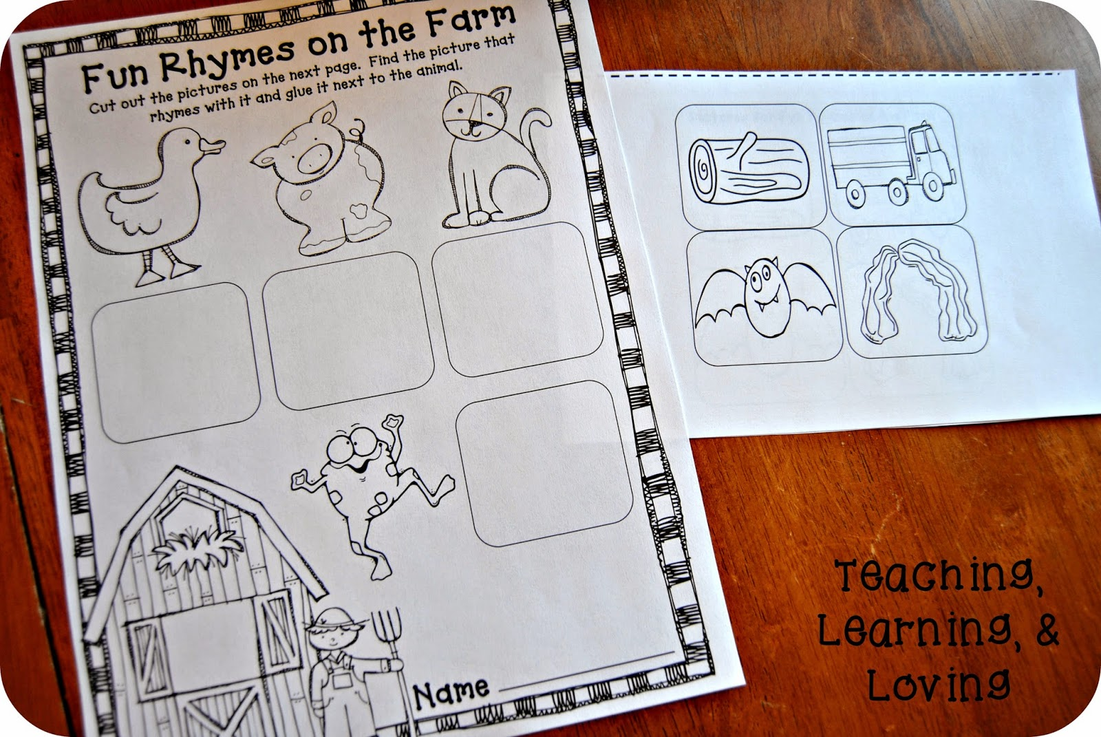 Teaching Learning Amp Loving Fun On The Farm