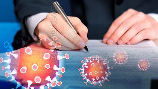 aontratos administrativos servicos terceirizados efeitos coronavirus