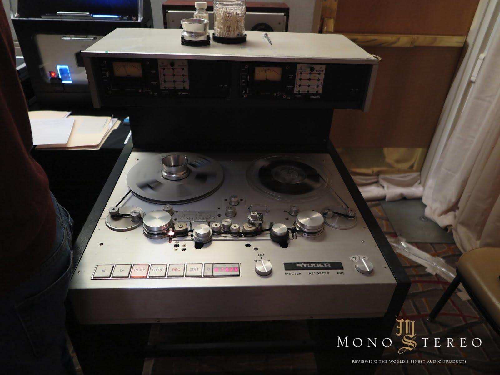 Mono And Stereo High End Audio Magazine T H E Show