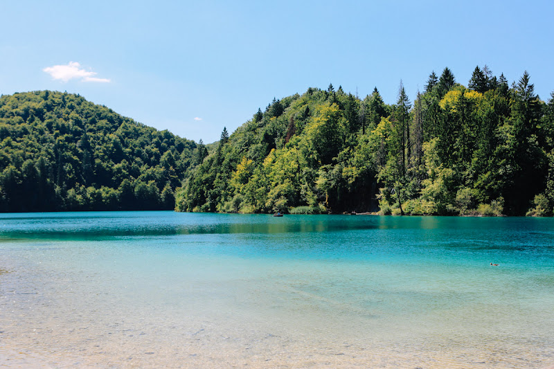 экскурсия по Плитвицким озерам