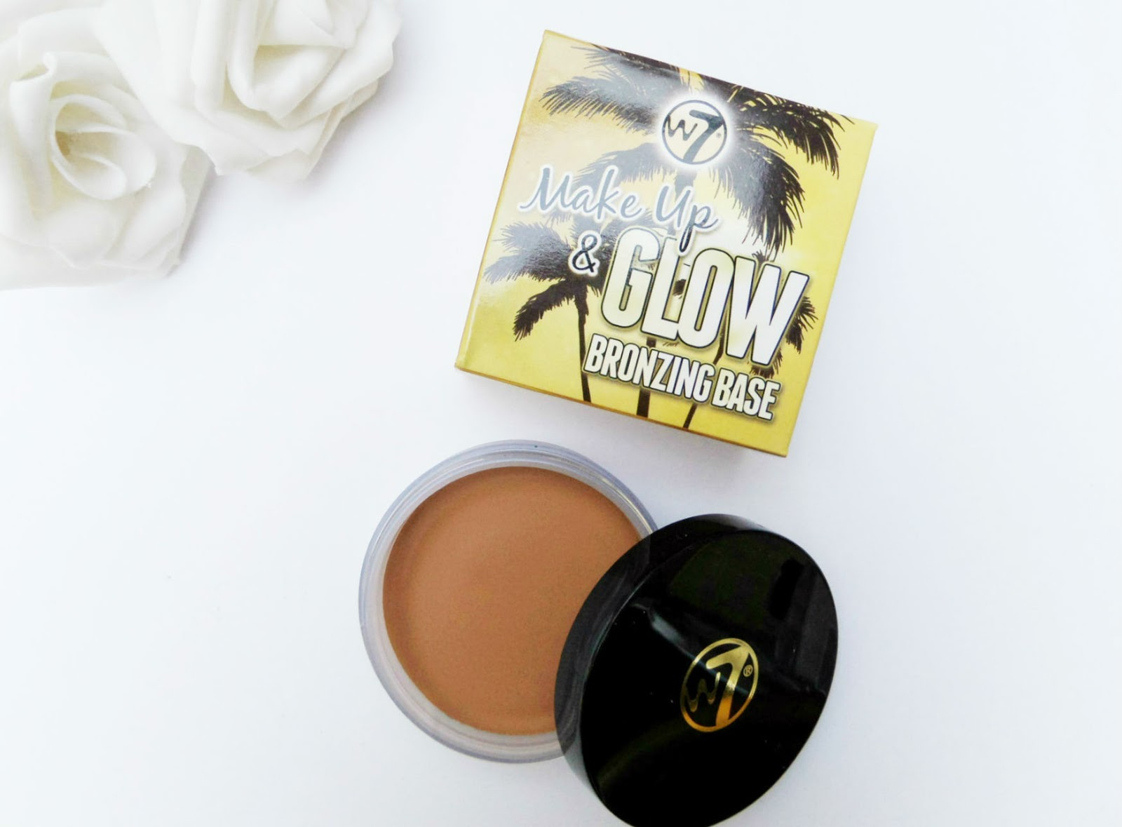 W7 Make Up & Glow Bronzing Base
