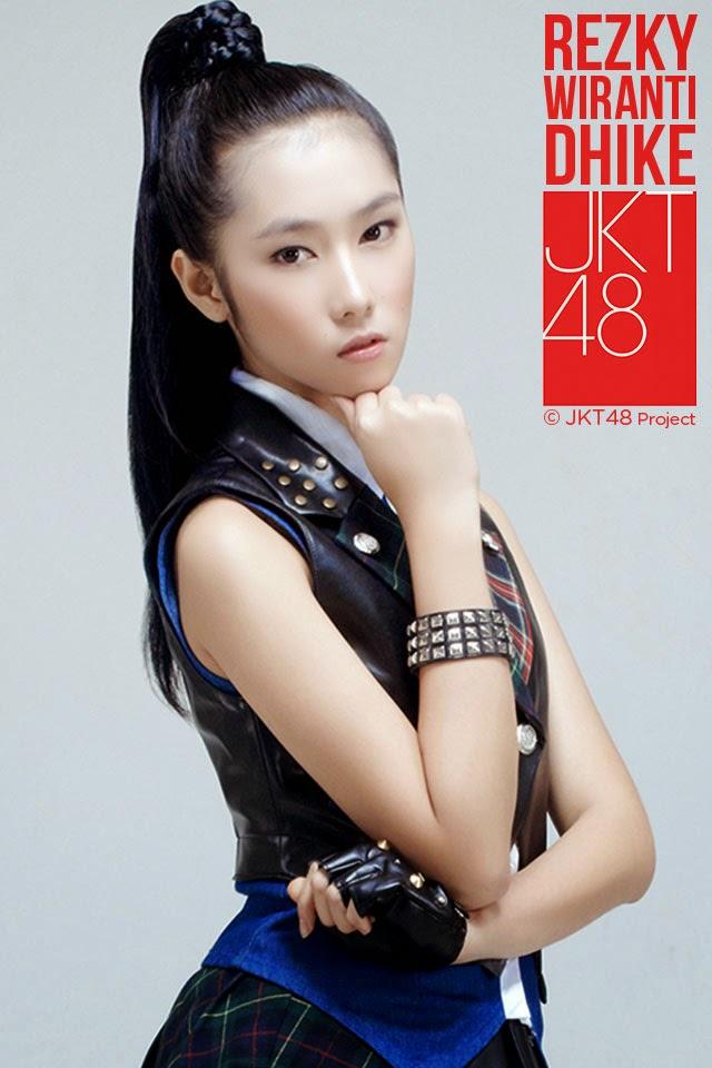 Wallpaper Mobile Content JKT48 Random Member (Part 6 ...