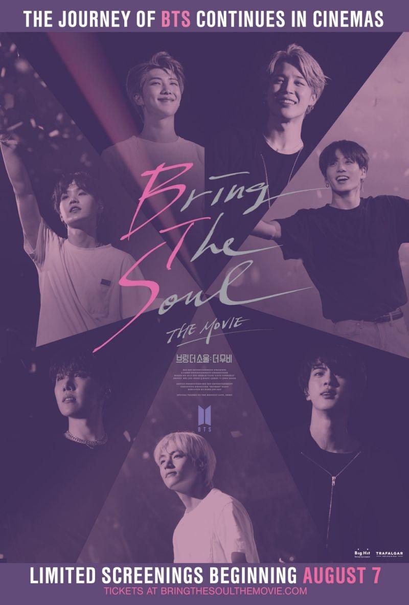 BTS :Tâm Hồn Nhiệt Huyết
