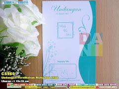 Undangan Pernikahan Rizky Dan Irfan